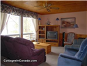 CROWE LAKE (NEAR MARMORA)-COZY WATERFRONT COTTAGE FOR RELAXING+FISHING: SEPT 2014 AVAIL + 2015!!
