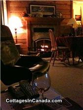 a cosy winter evening!