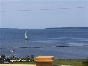 Shediac cottage rental