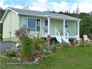 Seabreezes on Grand Manan in the Bay of Fundy