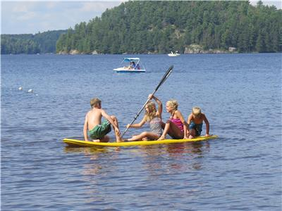Clyffe House Cottage Resort: Family fun in Muskoka!