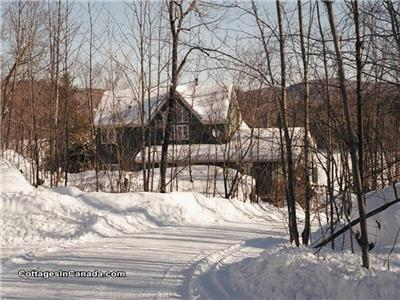 Chalet Ledlow located 30 minutes from Ottawa