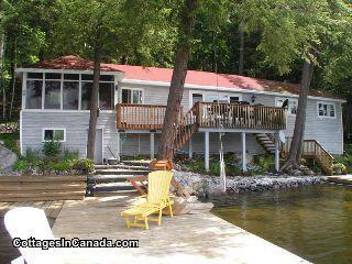 Leeman Family Cottage - Booking now for summer 2019 - Lake Rosseau & Joseph River