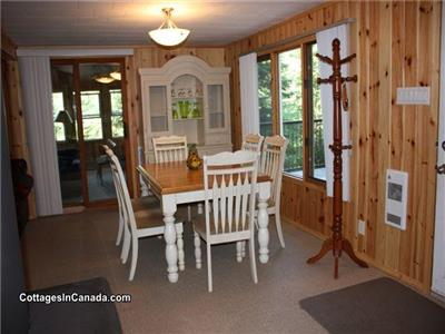 Wilderness Hideaway, Whiteshell