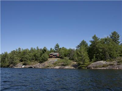 Pointe au Baril Cottage