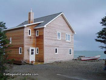 Point Michaud Beach House (rental rooms)