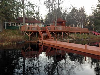 471 Acre Wilderness Retreat With Private Lake