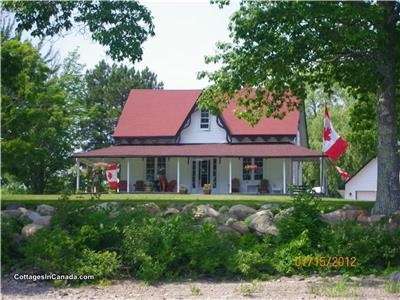 RIVER OAKS, Exclusive Riverfront Property on the Beautiful St. John River