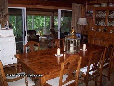 Waterfront Muskoka Cottage on Lake Rosseau (Near Minett)