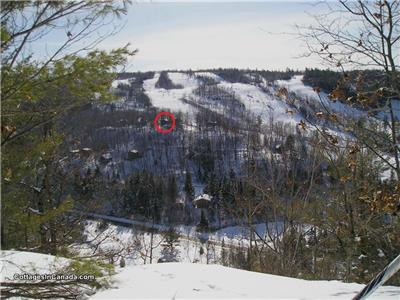 EAGLE VIEW | Nature and Winter Lover's Paradise | Ski on/off chalet | 25 minutes from Ottawa