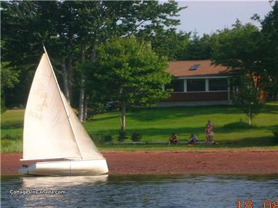 Sunset Cottages , Waterfront, private PEI, Golf, Brudenell, Crowbush,Green Gables