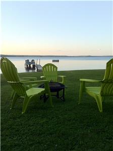 Escape to our Lake Calabogie Sand Beach Starlit Nights Loons Bonfires Quiet Summer Cottages