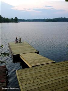 4.5 Acres of Privacy on Cranberry Lake Near Kingston on the Historic Rideau Lakes
