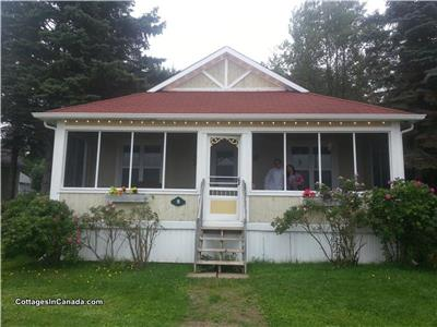 Bouctouche Beachfront Cottage