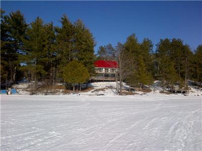 Carpe Diem Cottage (Grand Lac Rond)