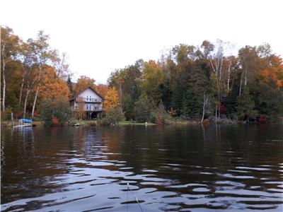 Dates open for Sept/Oct.THE best time to be in Haliburton