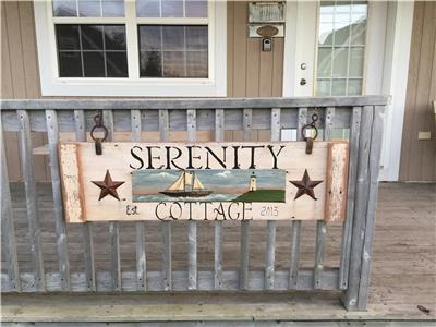 Serenity Cottage near New Brunswick's only Blue Flag Certified Beach