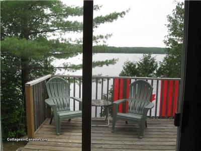 O'Malleys Escape - Paudash Lake - Booking for Fall 2019