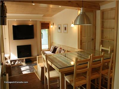 Chalet Juneau : By the lake at 2 minutes from Québec city.
