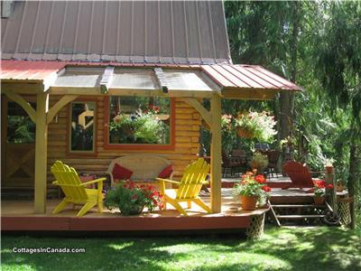 Kaslo Getaway- July 16-21 available!