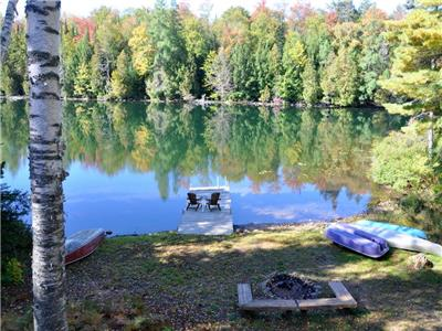 Muskoka Serenity - Weeks in October available!