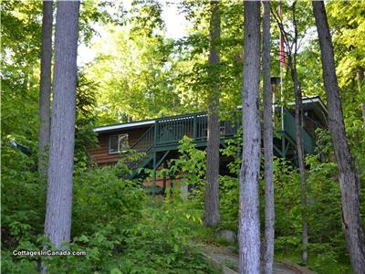 Patterson Lake Cottage - 1 hour from Ottawa