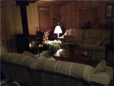 Private, Traditional Pine Pt Cottage,300 Ft Lakefront, Great Sunsets, W Facing, Sun Rm, Fam Rm, Deck