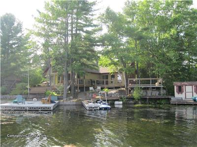 Kawartha Cottage on Big Bald Lake