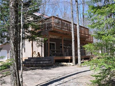 Private, newly built cottage on Clement Lake