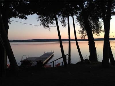5* BRAND NEW RENOVATED WATERFRONT BASS LAKE ORILLIA -CLOSE TO GTA - ONLY 2 WEEKS IN SUMMER LEFT