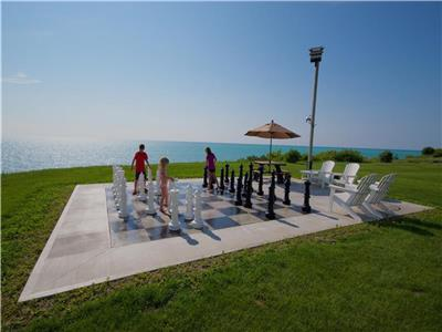 Bayfield Dundrillin Luxury Lakefront Cottage: It doesn't get any better!