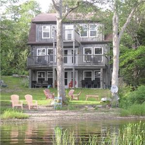 Hemlock Cottage - Lake Side - Available Year Around