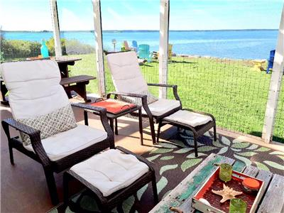 ~THANKSGIVING WEEKEND AVAIL!~  BEACHFRONT BLISS! 2 LEVEL COTTAGE+BUNKIE-WARM SWIMS/SANDBARS/SUNSETS!