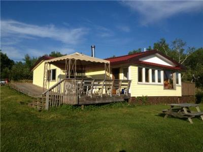 3 Bedroom Cottage for Rent Waterfront Camp for Rent