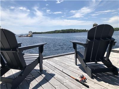 Direct Oceanfront  , Private with Hot Tub on Nova Scotia's South Shore