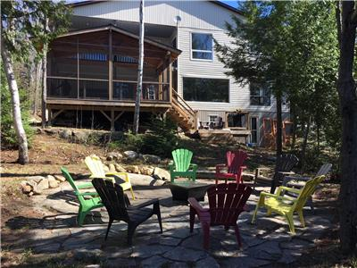 Baylake Cottage Rental ... a great vacation experience