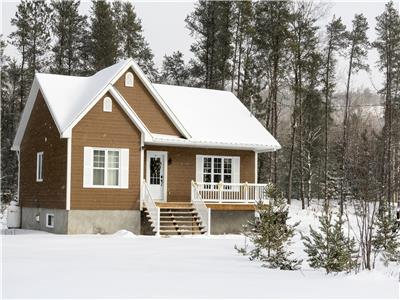 Chalet des Draveurs (NEW 2016 Cottage) - Winter Promotion
