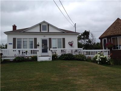Beautiful Beach Front Property Acadian Shore