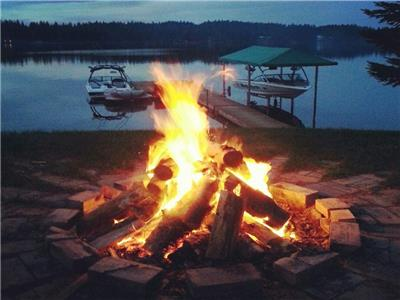 Ness Lake Cabin Rental - A Summer Paradise
