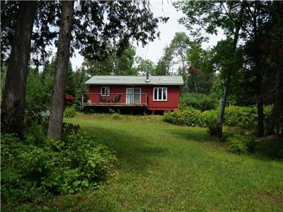 Loon's Call Lodge at Madawaska River