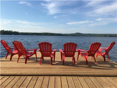 FALL IN LOVE WITH MUSKOKA - A Family Cottage for Large Families/Groups