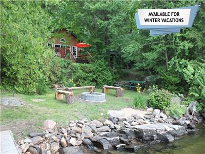 Kennisis Lake Sunset Vista - Great sunsets, swimming and Fishing. Enjoy the 7 seat hot tub!