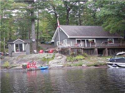 Quiet Family Getaway on Beautiful Lake Muskoka