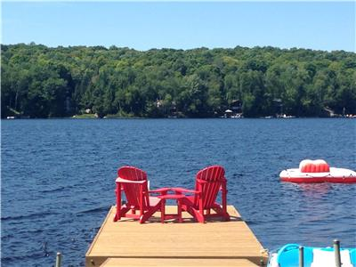 Affordable, Family & pet friendly Muskoka cottage