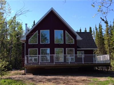 NEW Titled Lakefront Cottage on Lake Athapapuskow, Cranberry Portage, Manitoba