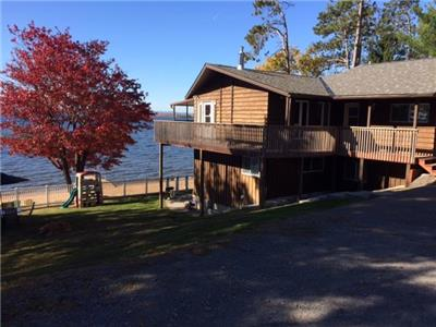 Year Round Cottage on Golden Lake with a Million Dollar View