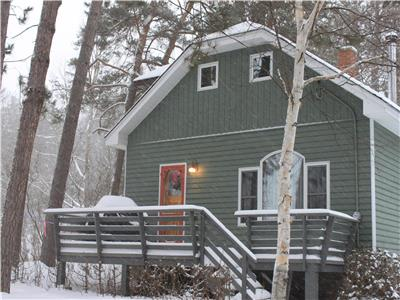 LAKE OF BAYS COTTAGE~Come visit Algonquin Park, see the Fresh snow~stay in your own cottage