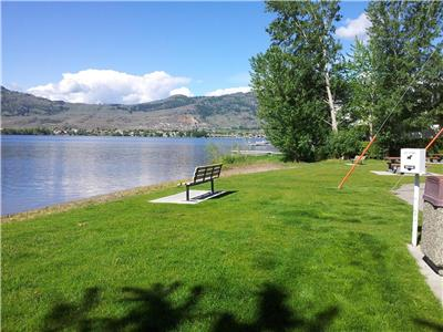 Osoyoos Short Term Vacation House Rental on the Bay