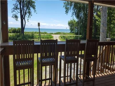 Venture Pelee by the Lake-- Pelee Island Cottage Rental