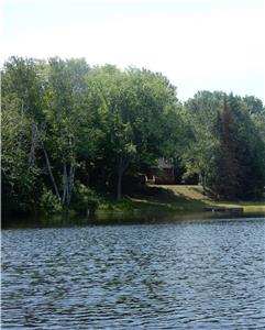 Lake Front Cottage for Rent on Beautiful Grey Owl Lake.